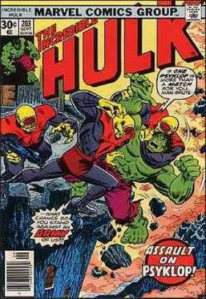 Incredible Hulk (1968-1999)#203