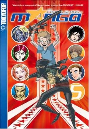 Rising Stars Of Manga GN Vol 5