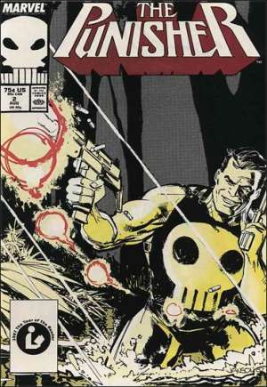 Punisher (1987-1995) #2B