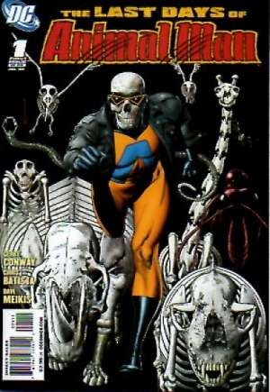Cover by Brain Bolland