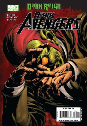 Cover by Mike Deodato, Jr.
