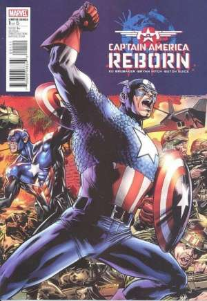 Cover by Bryan Hitch