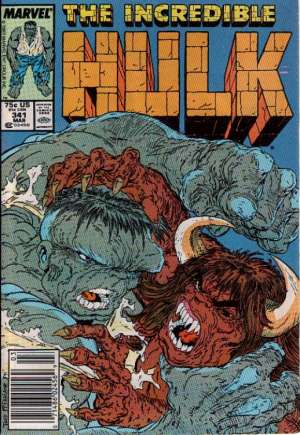 Incredible Hulk (1968-1999) #341A