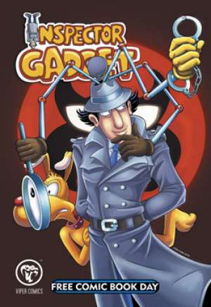 Inspector Gadget (2011) #One-Shot