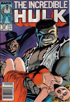 Incredible Hulk (1968-1999) #335A