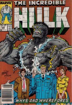 Incredible Hulk (1968-1999) #346A