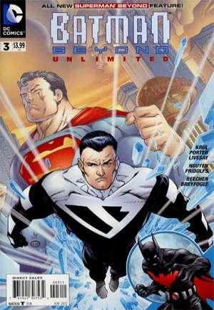 Batman Beyond Unlimited (2012-Present)#3