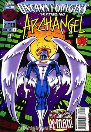 Uncanny Origins (1996-1997)#3