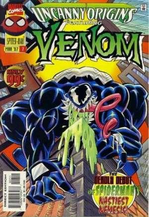 Uncanny Origins (1996-1997)#7