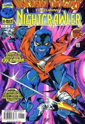 Uncanny Origins (1996-1997)#8