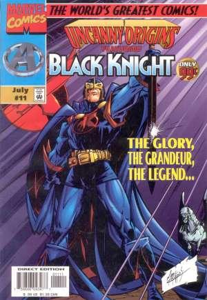 Uncanny Origins (1996-1997)#11