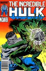 Incredible Hulk (1968-1999) #334 Variant A: Newsstand Edition