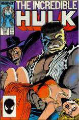 Incredible Hulk (1968-1999) #335 Variant B: Direct Edition