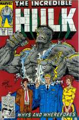 Incredible Hulk (1968-1999) #346 Variant B: Direct Edition