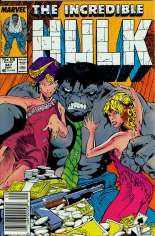 Incredible Hulk (1968-1999) #347 Variant A: Newsstand Edition