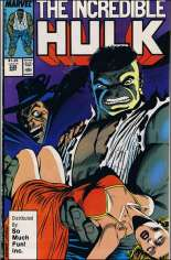 Incredible Hulk (1968-1999) #335 Variant C: 2nd Printing; So Much Fun Edition