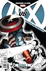 Avengers vs. X-Men (2012) #1 Variant C: Team Avengers Variant