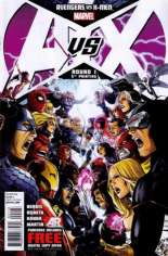 Avengers vs. X-Men (2012) #1 Variant T: 5th Printing