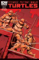 Teenage Mutant Ninja Turtles (2011-Present) #12 Variant A