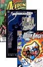 Giveaway #4 - Gotham by Gaslight, Moon Knight #50, Action Comics #662