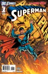 Superman Cover 1