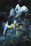 Cover to X-O Manowar #1 by Esad Ribic