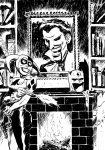 Harley Quinn skecth by Dan Mcdaid