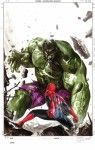spidey vs hulk gabrielle delotto