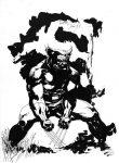 Wolverine Jim Lee
