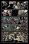 Interior page 3 from Harbinger #1, Valiant Comics