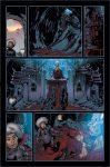 Interior page 2 from Harbinger #1, Valiant Comics