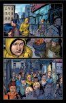 Interior page 1 from Harbinger #1, Valiant Comics