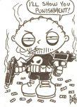 Stewie Punisher Mike Wendt