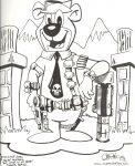 Yogi Punisher ChrisFlick