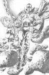 Alan Scott commission by M Cornelius
