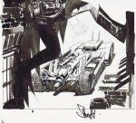 Batmobile by Sean Murphy