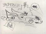 Batmobile by Bob Kane