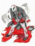 Rorschach by Ian Nichols