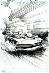 Batmobile by Whilce Portacio