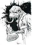 Lizard by Dave Petersen