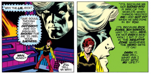Captain Marvel #34, Jim Starlin