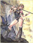 Fearless Defenders #1 variant cover art by Milo Manara