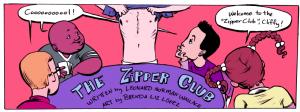 Zipper Club Art