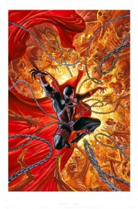 SPAWN #301 Variants from Alex Ross and Friends...