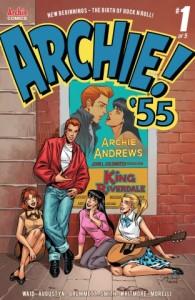 Archie Andrews Seeks Rock Stardom in ARCHIE 1955 #1 (First Look)