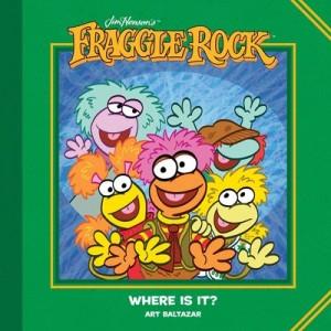 Family Comic Friday- Art Baltazar's Fraggle Rock!