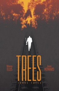 Warren Ellis and Jason Howard's TREES Returns in September; PREVIEW