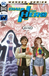 Dial H for Hero #6 Review – Q for Quality