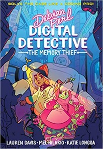 Family Comic Friday: Debian Perl, Digital Detective (Review)