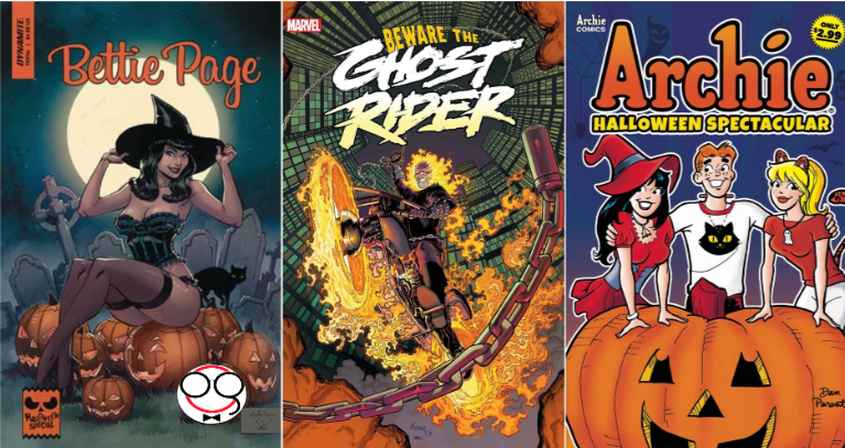 Geek Picks for October 2nd, 2019!